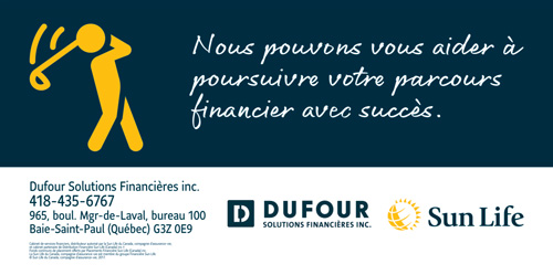 Dufour Solutions Financiers inc. Trou 12