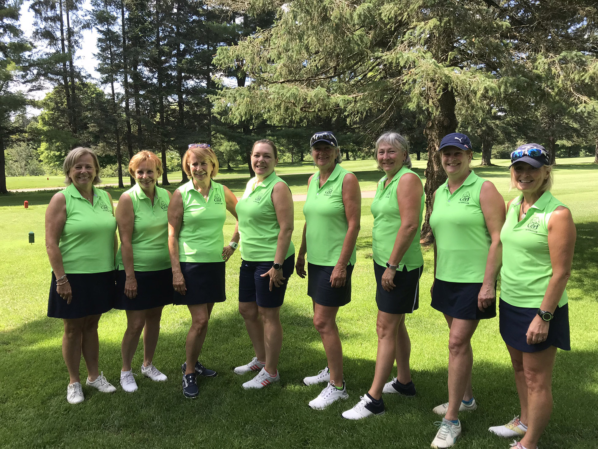 Interclub 2019 Dames B