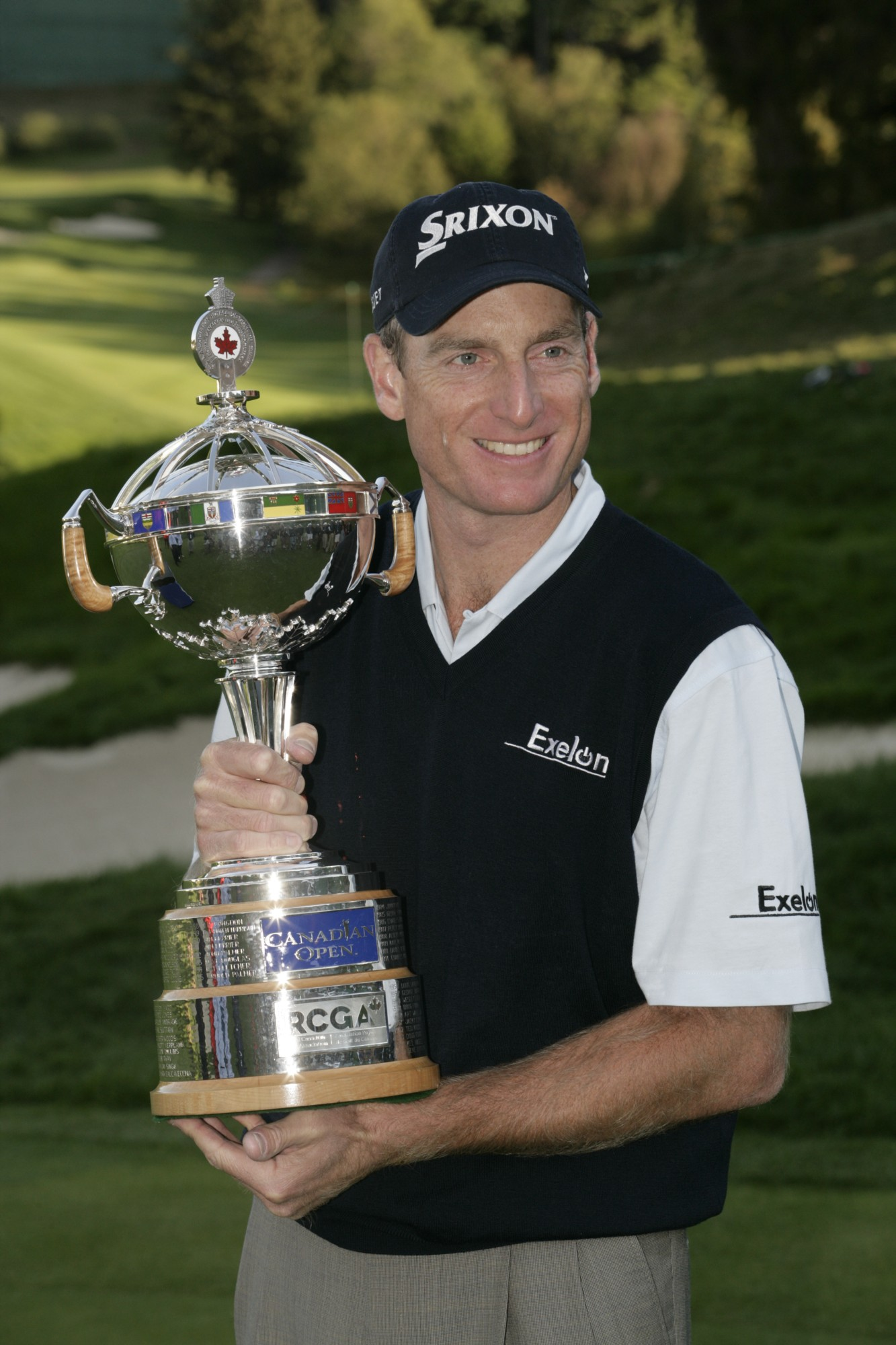 jim furyk 2006 canadian open champion golf canada archives