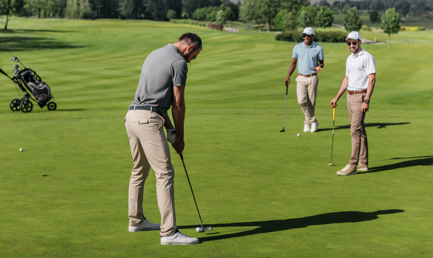 Five Fun Golf Games You Can Play with a Foursome