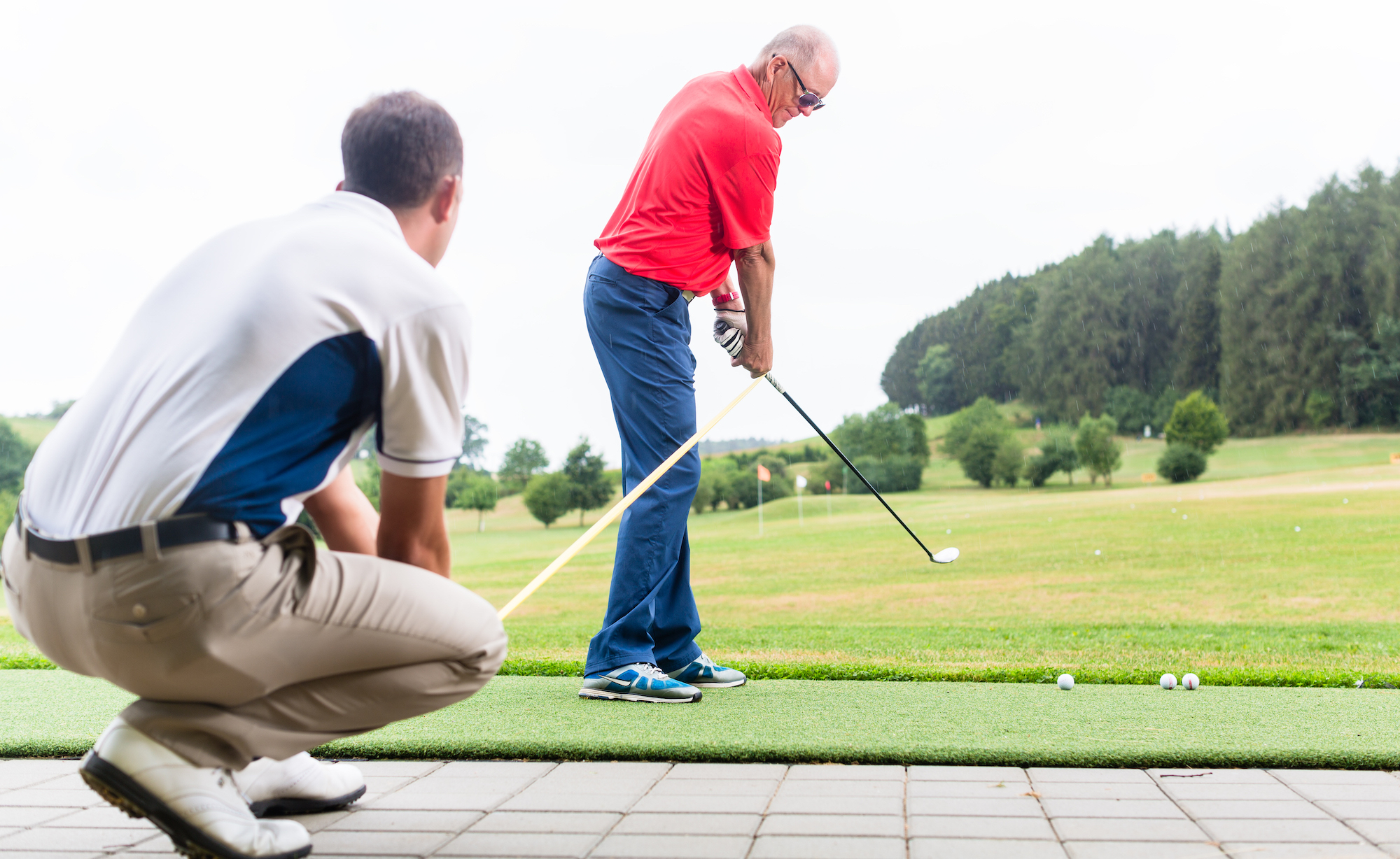 Four Tips To Help You Find The Perfect Golf Instructor