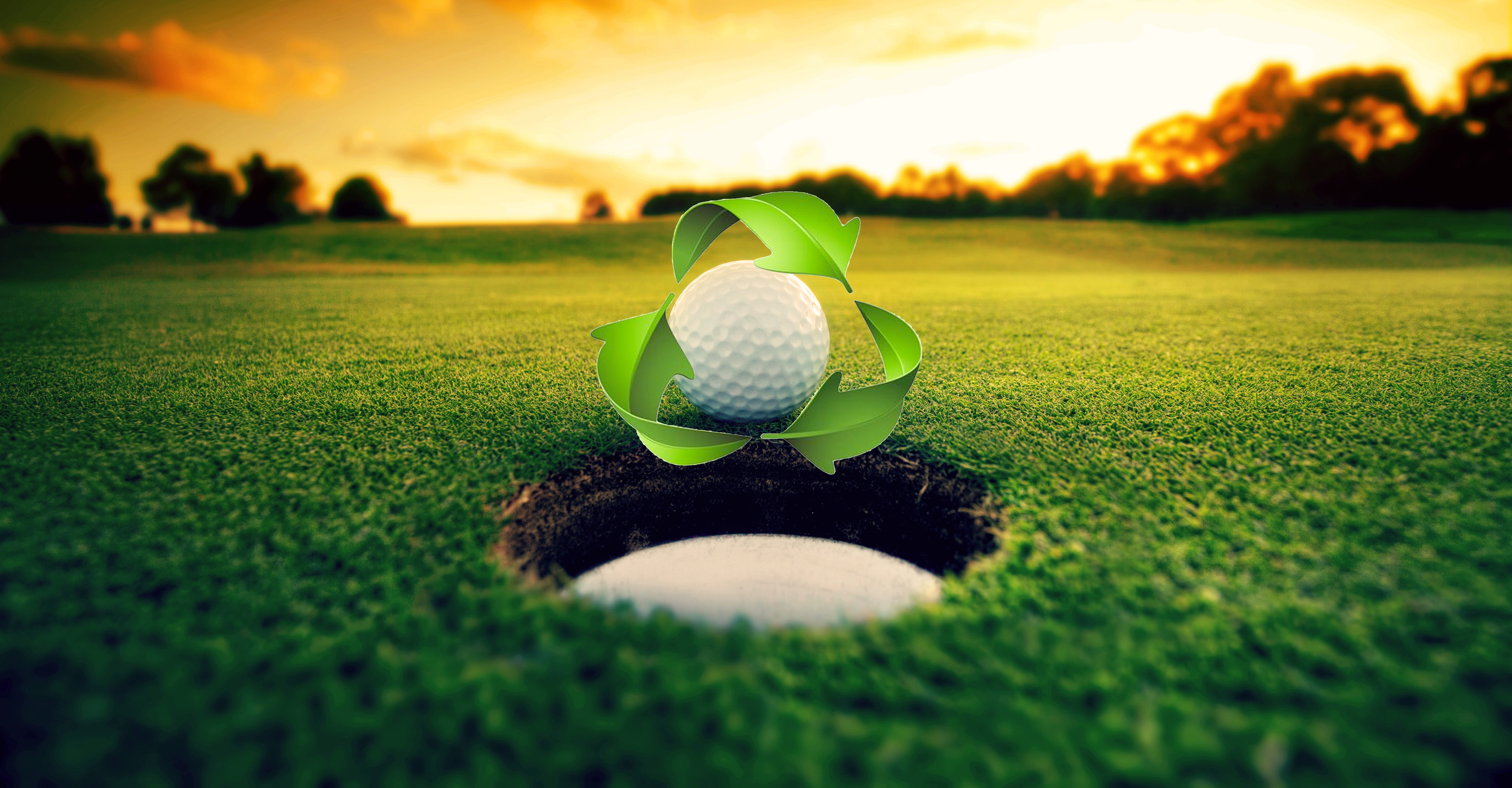 Eco-Friendly: Five Ways Golf Courses Can Go Greener