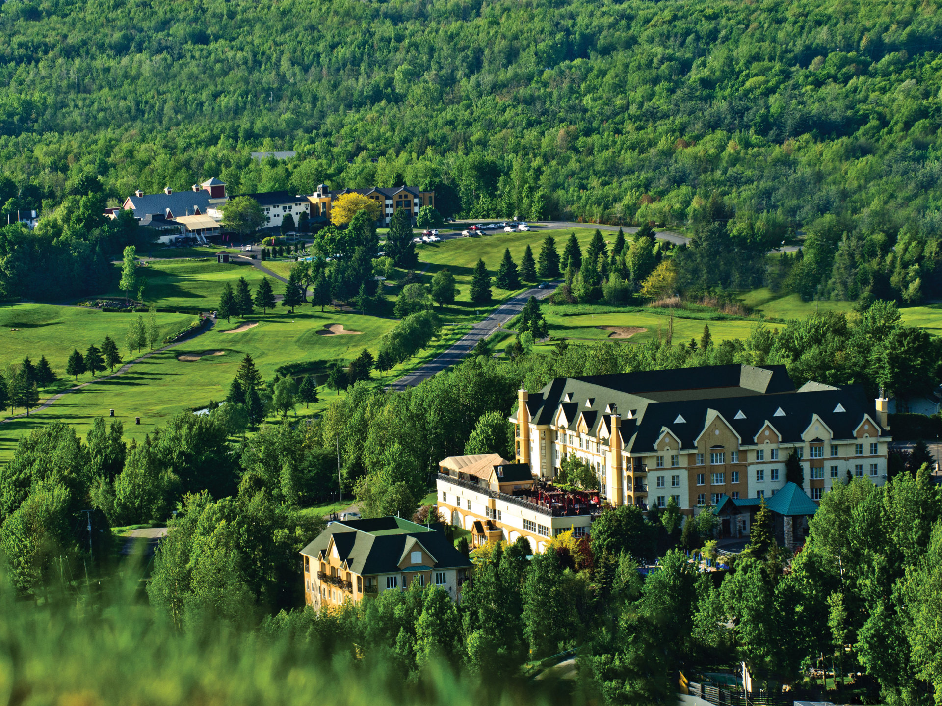 Golf Château-Bromont Is Worth The Trip
