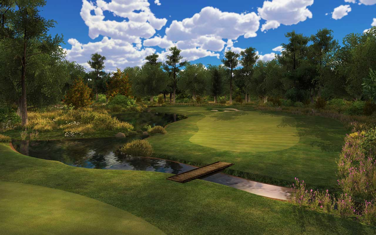 Sherbrooke's Simulators Make Sure Golf Season Never Ends
