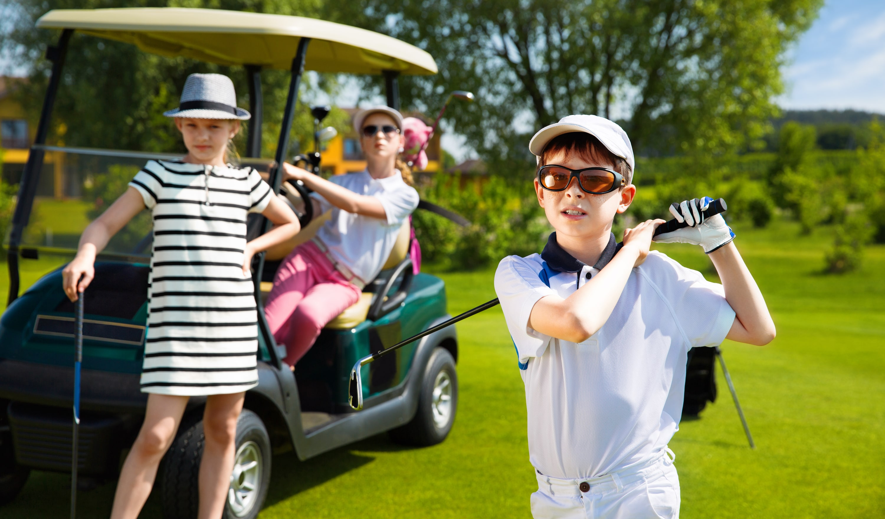 Want to Get Your Child into Golf? A Guide to Introducing Youngsters to The Game