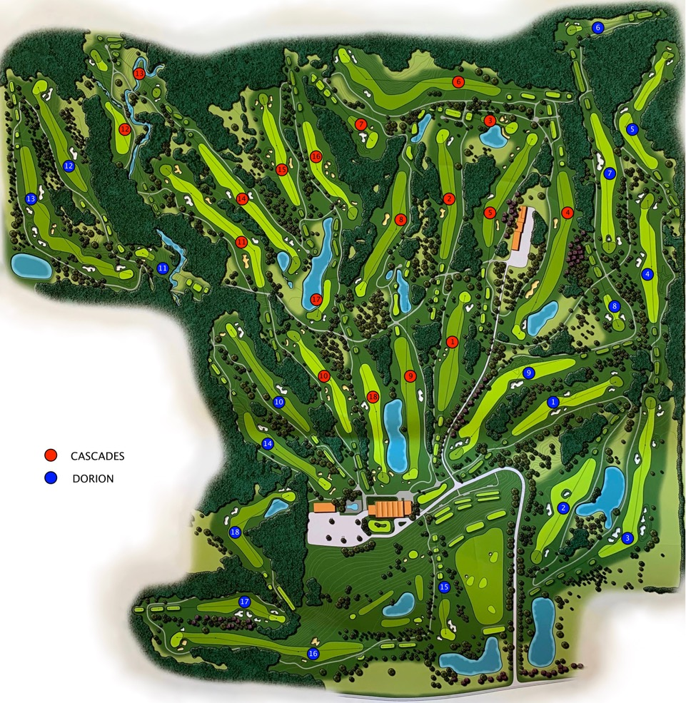 new course layout lg